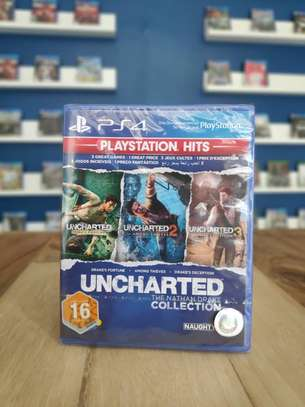 Uncharted the Nathan Drake Collection PS4 Game image 1