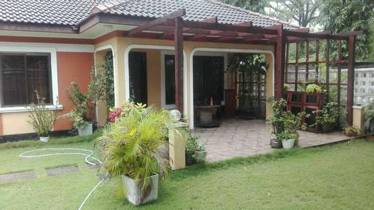a standalone house is for rent at mikocheni very cool place u can find image 4