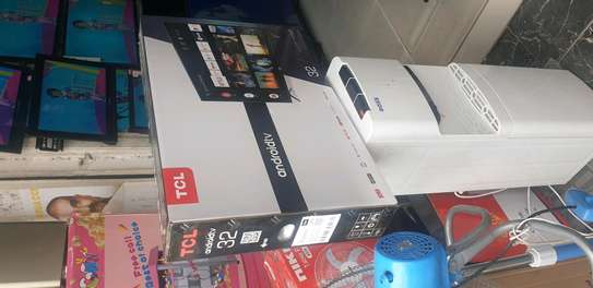 TCL ANDROID SMART TV INCH 32 image 4