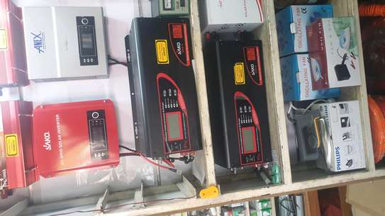 PURE SINE WAVE COMBINED INVERTER & CHARGER 3000W image 2