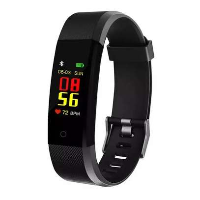 Color Screen Smart Band Fitness Tracker