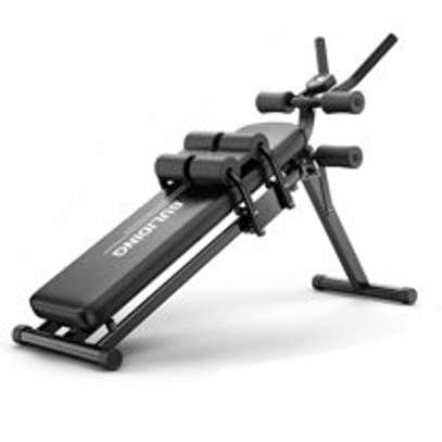 4 in 1 Multifunctional sit up bench image 1