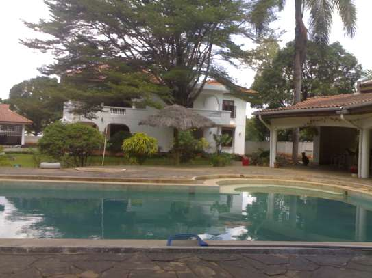 4/5bdrms beautiful swimming pool house for rent masaki
