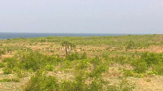 Plot near the beach at Mbutu kigamboni Dar es salaam