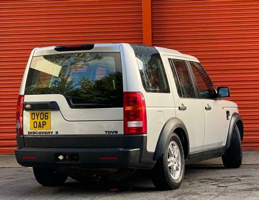 2006 Land Rover Discovery image 8