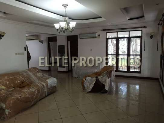 Elegant 4 bedroom stand alone for rent at Masaki image 12
