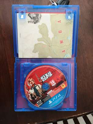 Play Station 4 Red Dead Redemption 2 image 2