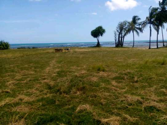 Beach plot for sale in kigamboni. image 4