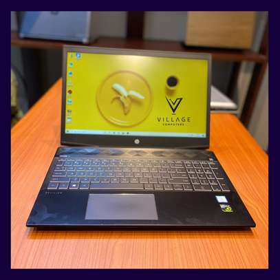 Hp pavilion Gaming Laptop 15-cx0xxx core i7 image 5