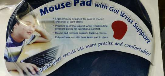 GEL SUPPORT Mouse Pad image 2