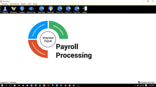 Employee Management With Payroll System