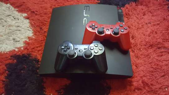 Ps3 slim, 320Gb with MultiMan and more