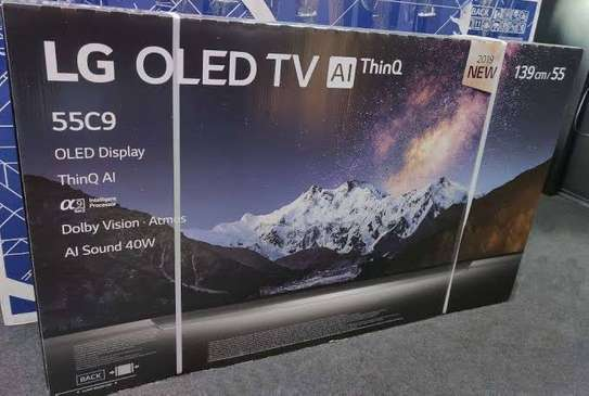 "LG 55"" C9 OLED 4K Cinema HDR OLED TV AI ThinQ With Dolby Atmos  image 1"