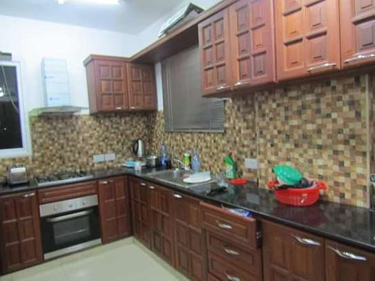 3 En Suite Bedrooms Full Furnished Apartments in Upanga image 4