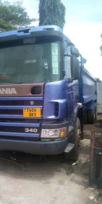 Scania Tipper 114 for sale image 8