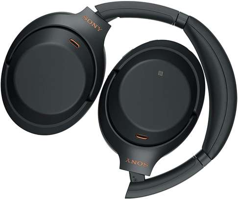 Sony WH-1000XM3 Noise Cancelling Wireless Headphones with Mic, 30 Hours Battery Life image 5