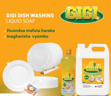 Washing Liquid Soap