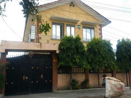 Stand alone house at sinza for rent