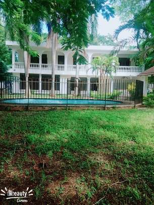 Spacious 4bedroom house at oysterbay image 1
