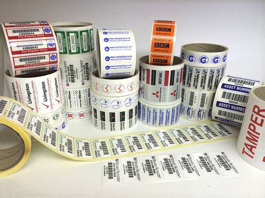 Thermal Barcode Labels image 3