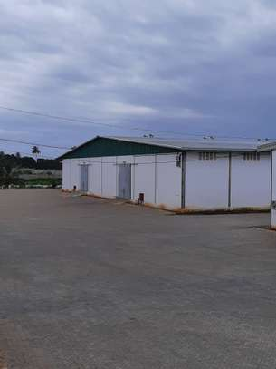 12000 Square meter warehouse available for rent along Kilwa Road image 4