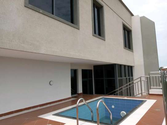 Duplex apartment for rent with own swimming pool