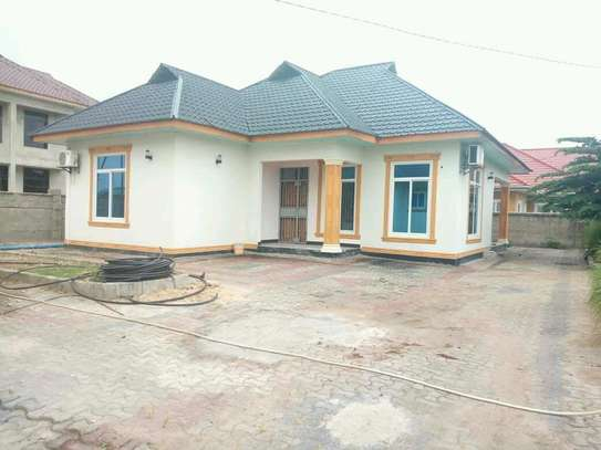 3 Bdrm House at Mbweni