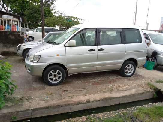 1999 Toyota Noah Old Model