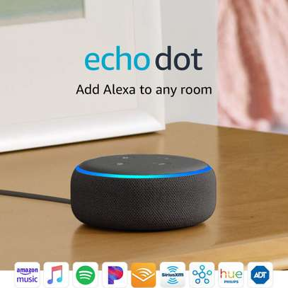 Amazon Echo Dot (3rd Gen) – Smart speaker with Alexa