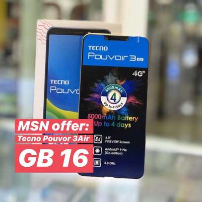 Tecno POUVOIR 3Air GB16 Full box (OFA)