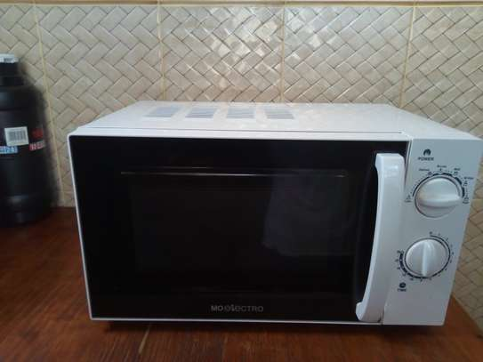 MO Electro Microwave Give Away Price