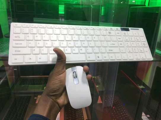 Wireless Keyboard and Mouse image 1
