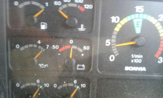 1998 Scania Truck image 12