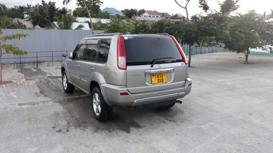 2001 Nissan X-Trail image 8