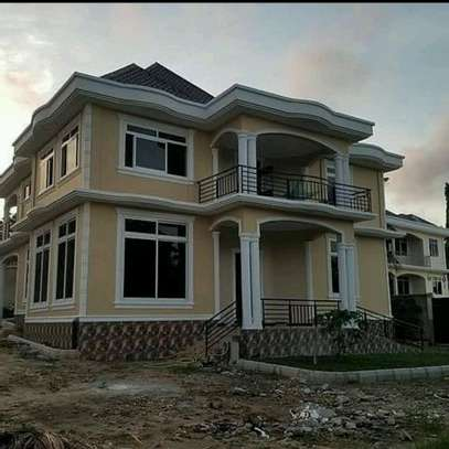a standalone house is for rent at mbezi beach makonde image 2