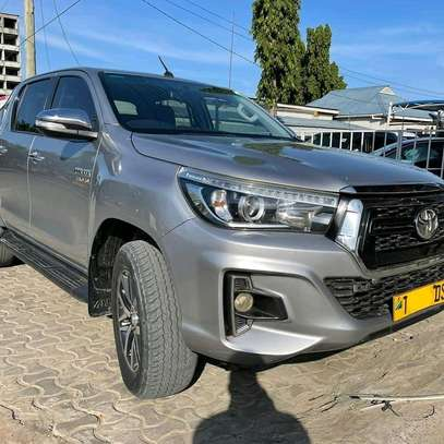 2018 Toyota Hilux image 3