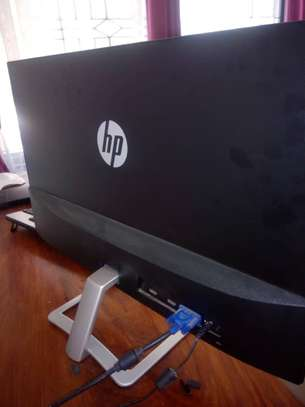 """HP Desktop with 27"""" Monitor"""
