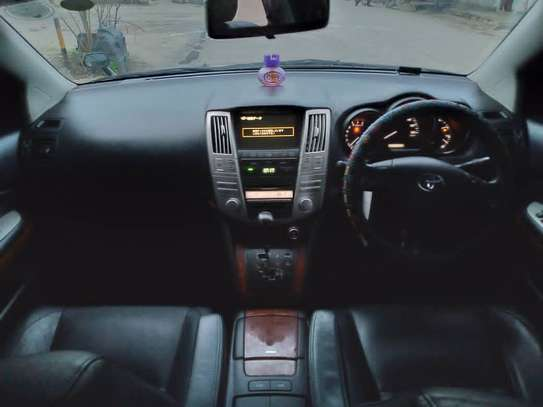 2007 Toyota Harrier image 10
