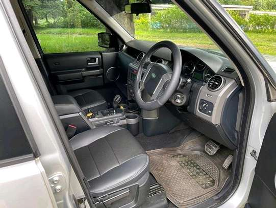 2008 Land Rover Discovery image 2