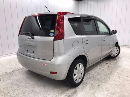 2010 Nissan Note image 2
