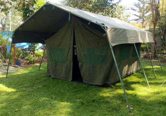 Safari Camping and Dining Tents - LIST BELOW WITH PRICES image 3