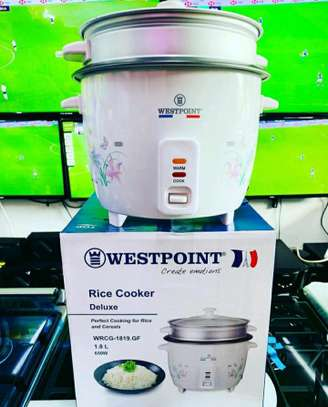 WESTPOINT RICE COOKER image 1