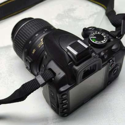 Nikon D3100 DSLR Camera with 18-55mm f/3.5-5.6 image 3