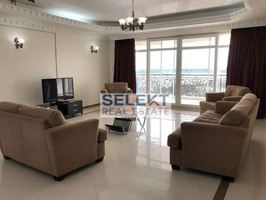 Specious 3 Bedroom Apartment With Sea View In Upanga