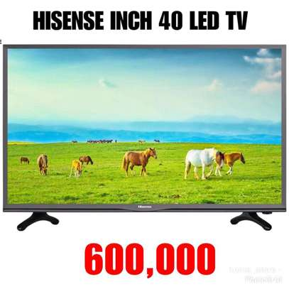 HISENSE TV 40 LED NORMAL image 1