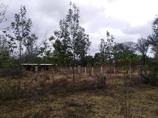1570 Sqm Plot Near Sable Square Kisongo
