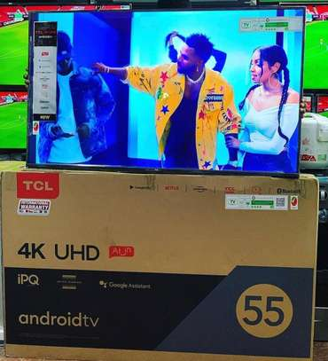 Tcl Android tv 4K image 1
