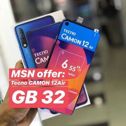 Tecno CAMON 12Air GB32 Full box (OFA)