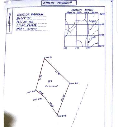 1 acre plot in Kibaha