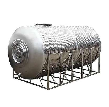 Stainless steel tanks materials image 1
